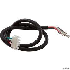 """Pool Spa Hot Tub Pump Motor Power Cord 31"""" 14/4 AMP-4 Male Plug (R/B/W/G)"""