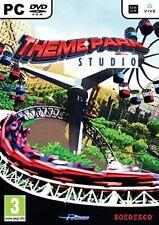 Theme Park Studio PC DVD
