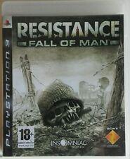 Resistance Fall of Man. Ps3. Fisico. Pal Es.