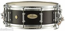 "PEARL PHX1450 14x5"" PHILHARMONIC 4-PLY AFRICAN MAHOGANY SNARE DRUM, MATTE WALNUT"