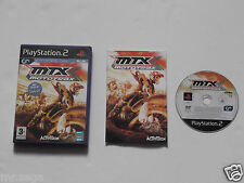 """MTX MOTOTRAX Pour PLAYSTATION 2 TRÈS RARE & HARD TO FIND"""""""