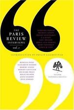 The Paris Review Interviews, Volume One (2006, Paperback)