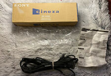 Sony Cineza Sic-HS30 Signal Interface Cable Japan Projector Cord Read