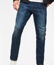 G-Star Mens Dirty Aged UK 34 L34 Jeans *Ref71-9