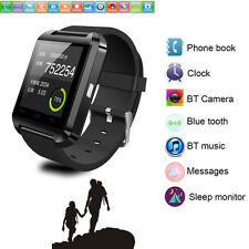 Bluetooth Smart Watch Mate Sync Call SMS For Android Samsung S7 Edge Plus S5 S4