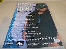 LITTLE BOB - Publicité de magazine / Advert !!! RENDEZ VOUS IN ANGEL CITY !!!