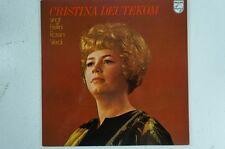Cristina Deutekom singt Bellini Rossini Verdi Chor Orchester Oper Monte C (LP31)