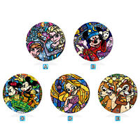 Tangled Princess Chip Dale Wall Clock Home Office Room Decor Gift Round