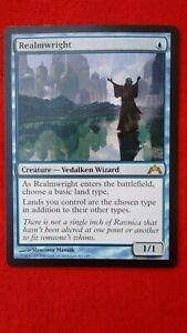 Realmwright, Balshan Beguiler, Ghosthelm Courier, Fugitive Wizard x3 MTG Lot
