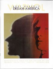 Andy Warhol's Dream America Screenprints Jordan Schnitzer 2004 Exhibition Catalo