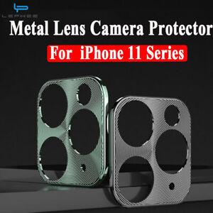 para iPhone 11 Pro Max protector Camera Lens Protective Ring