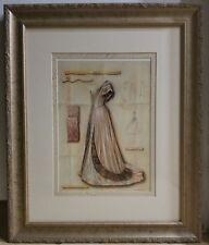Fabrice De Villeneuve High Fashion II Dress Printed Wall Art Decor