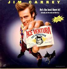 Ace Ventura: Pet Detective - Jim Carrey - Sprache englisch Laserdisc