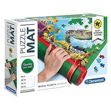 Puzzle Roll Clementoni 30229.Tapete para puzzles hasta 2000 piezas. 105x78cm