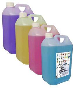 Carpet Shampoo - 5l Range - Neutracleanse - Fresh Pet - Choose Own Fragrance