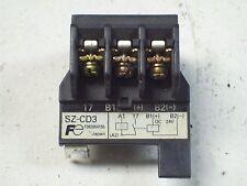 FUJI MAGNETIC COIL DRIVER DC 24 VOLT F08265415B, SZ-CD3