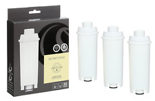 3x Seltino Ovale - DeLonghi DLS C002 SER3017 551329281 Alternative Filterpatrone