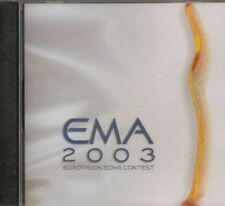 CD EMA 2003 Eurovision Song Contest (Karmen Stavec, Nusa Derenda) NEW & SEALED