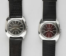 Payard, coppia di orologi da donna (unisex) meccanici originali anni '70