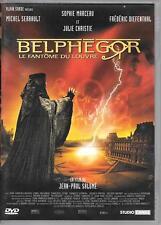 DVD ZONE 2--BELPHEGOR LE FANTOME DU LOUVRE--MARCEAU/SERRAULT/DIEFENTHAL/SALOME