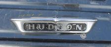1948 1949 Hudson Trunk Lid Ornament  *