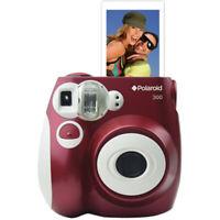 Polaroid, Pic 300 Fotocamera istantanea, Macchina fotografica ISTANT Blu e Rossa