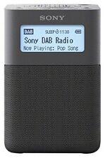 Radio DAB Sony Xdr-v20d negro