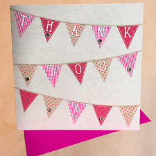 Thank You Card, Jewelled Card