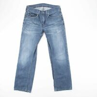 Vintage LEVI'S 559 Relaxed Straight Fit Men's Blue Jeans W32 L32