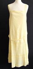zauberhaftes Träger Sommer Kleid Gr. 56 Neu Spitzenbesatz aus Indien Daxon
