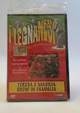 I LEGNANESI Teresa e Mabilia Show in Famiglia Dvd FABBRI EDITORI Sigillato!