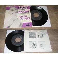 BRIGITTE BARDOT SYNGER SIDONIE ULTRA RARE Danish PS 7' Sixties Pop