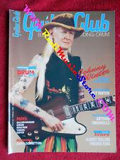 rivista GUITAR CLUB 2/1992 Johnny Winter Alber Collins Mel Gaynor   No cd