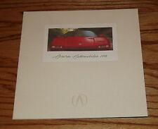 Original 1993 Acura Full Line Sales Brochure 93 NSX Integra Legend Vigor
