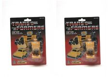 TRANSFORMERS G1 REISSUE AUTOBOT MINI-VEHICLE Bumblebee Gift
