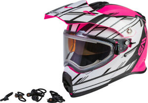 GMAX 2020 Adult AT-21 S Electric Shield Snow Helmet DOT/ECE All Sizes & Colors