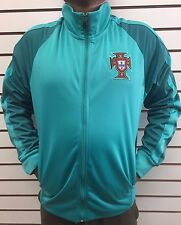 Portugal Away Style Soccer Track Jacket US Men Size Medium