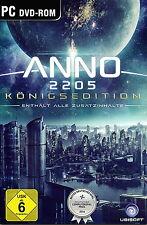 Anno 2205 Königsedition Ultimate / Uplay PC Download Key DE EU / SOFORTVERSAND