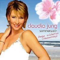 """CLAUDIA JUNG """"SOMMERWEIN-MEINE SCHÖNSTEN..."""" CD NEUWARE"""