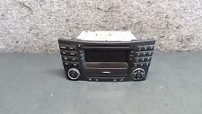 1Y89024 Mercedes W211 E Klasse Audio 20 APS Navigation Radio CD A2118702790