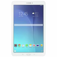 "Samsung SM-T560 Galaxy Tab E 9.6"" Tablet 8GB Quad Core Wi-Fi Android 4.4"
