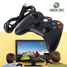 Mando Controlador Gamepad Joystick Usb Con Cable Para Microsoft Xbox 360 & Windows PC