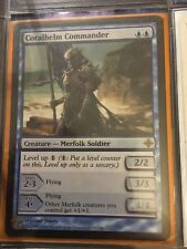 1x Coralhelm Commander NM English MTG Rise of the Eldrazi