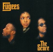 THE FUGEES The Score (Gold Series) CD BRAND NEW Lauryn Hill