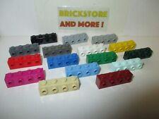 Lego - Brick Brique 1x4 4 Studs On Side 30414 - Choose Color & Quantity