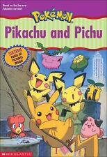 Pokemon Pikachu & Pichu Author: Tracey West 2001 Scholastic New