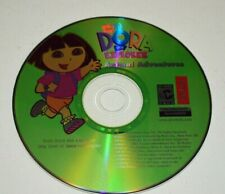 Dora The Explorer Atari Pc Cd-Rom Animal Adventures Game Cd Rom Disc Only B1
