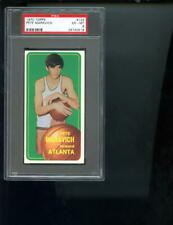 1970-71 Topps #123 Pete Maravich ROOKIE RC NBA PSA 6 Graded Basketball Card