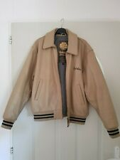 blouson cuir redskins homme beige   # no nike lacoste Adidas timberland