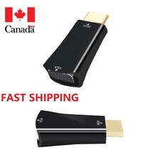 HDMI Male to VGA Female Converter Adapter for PC HDTV